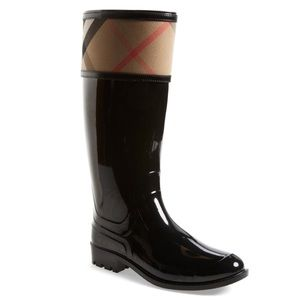 BURBERRY Crosshill Rain Boot